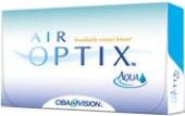 CIBA Vision Air Optix contact lenses