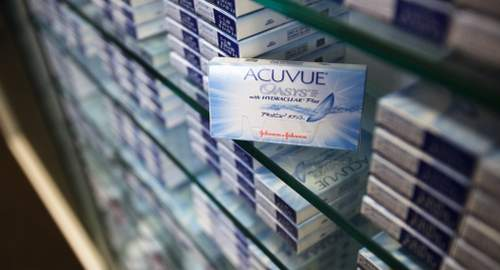 we specialize in contact lenses fitting and carry Acuvue, Bausch & Lomb, CIBA Vision, and CooperVision brands