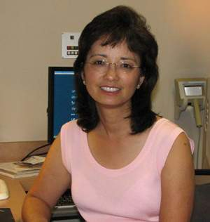 Doctor Karen Toki, OD has been an eye doctor at Woodbridge Optometry since 1999