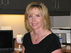 Doctor Nancy L. Wilson, OD, founded Woodbridge Optometry in 1985