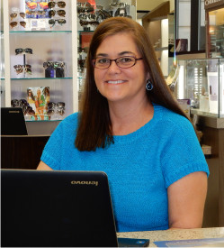 Linda is an optician in our OC optometry office