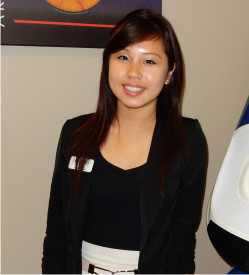 Tina Nguyen is an aspiring future optometrist in our Irvine office