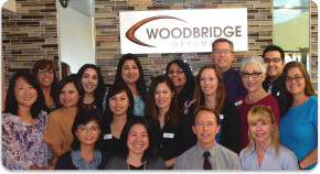 Eye doctors in our Irvine Woodbridge office in central Orange County