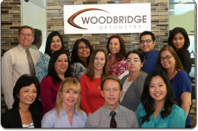 Eye doctors in Irvine Woodbridge office