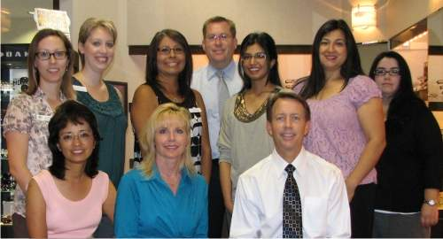 Irvine optometric eye doctors and opticians